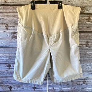 Old Navy Maternity Shorts Bundle Size 18